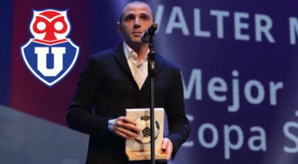 前鲁能外援蒙蒂略获阿根廷杯MVP,并入选阿甲最佳阵容
