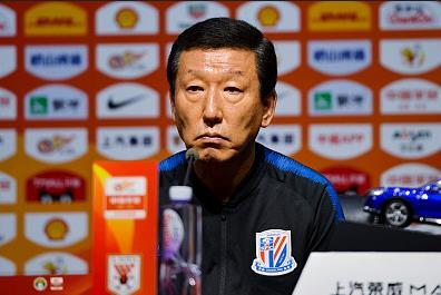 崔康熙:从领先到平局很可惜,联赛为足协杯决赛作参考