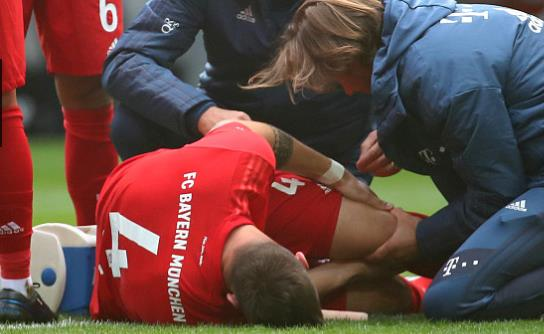 官方:聚勒左膝十字韧带撕裂,将于本周日手术