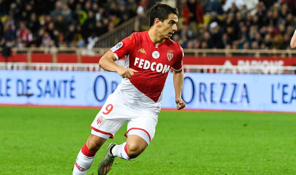 摩纳哥前锋本耶德尔当选上月法甲最佳球员,进球数超姆巴佩