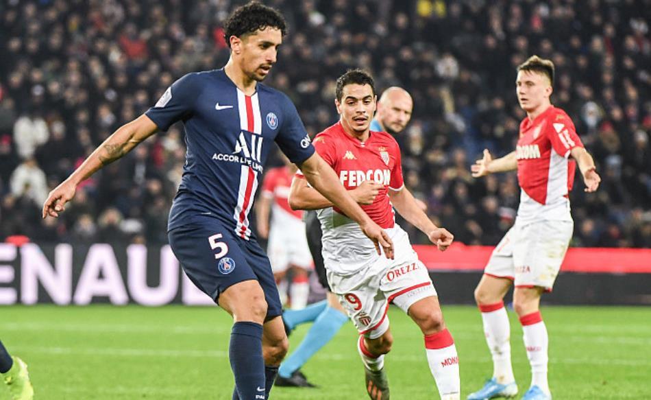 前巴黎中场:巴黎战多特前,马尔基尼奥斯受伤真是太糟糕了
