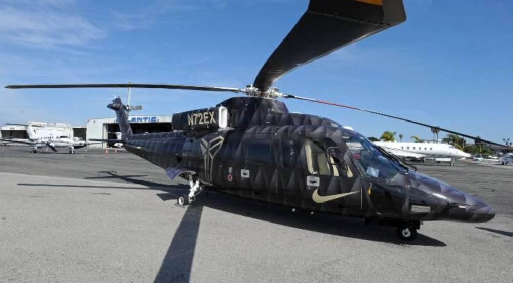 科比失事直升机信息整理:机龄29年 致命事故发生率极低