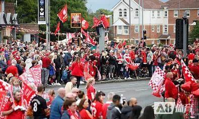 利物浦主席:希望有一天,球队可以进行英超冠军游行