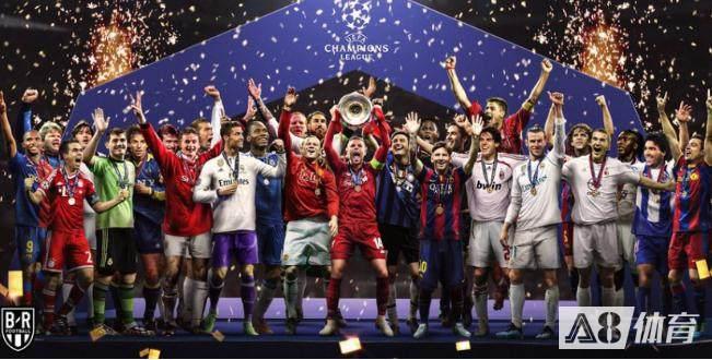 会是哪两队对决?B/R海报:今天原本是欧冠决赛的日子