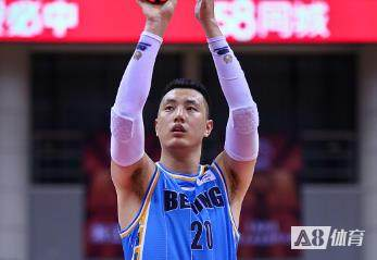 翟晓川CBA生涯总篮板超姚明,上升至历史第37位