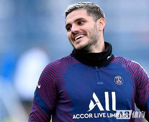 伊卡尔迪:我来巴黎就是为了拿欧冠的,这是我的目标