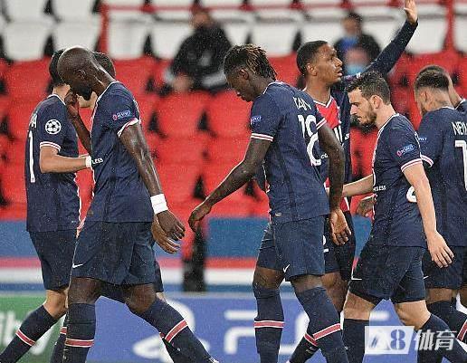 法媒:今晚对阵第戎的比赛,巴黎有8名球员不确定能出场