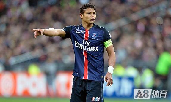 姆巴佩:蒂亚戈-席尔瓦是巴黎队史最佳后卫,他给球队带来了很多荣誉