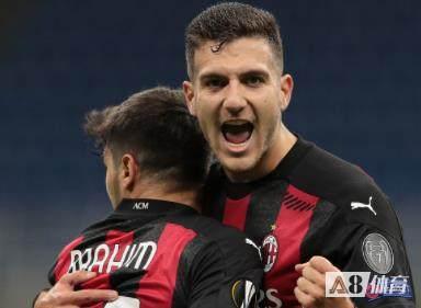 加齐迪斯:我想让米兰重回巅峰,让红黑球迷为之骄傲