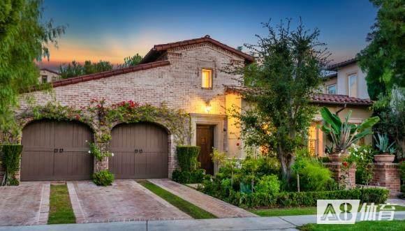 瓦妮莎以200万美元价格售出加州尔湾的一处房产