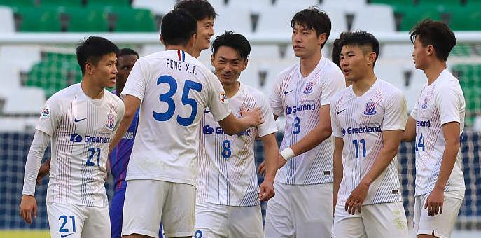 【战报】亚冠-于汉超点射 李帅屡献神扑 申花1-0小胜东京FC
