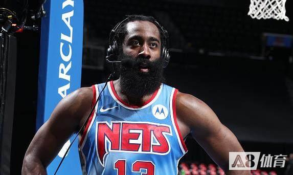 伯乐!哈登:德安东尼是我来篮网的重要因素之一
