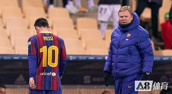如果梅西红牌被确认为故意伤人,最多将被追加禁赛4场