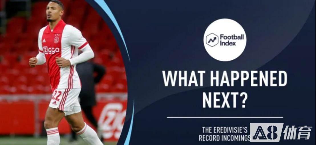 荷甲历史最高转入转会费的10名球员:布林德第三,最贵才2000多万欧