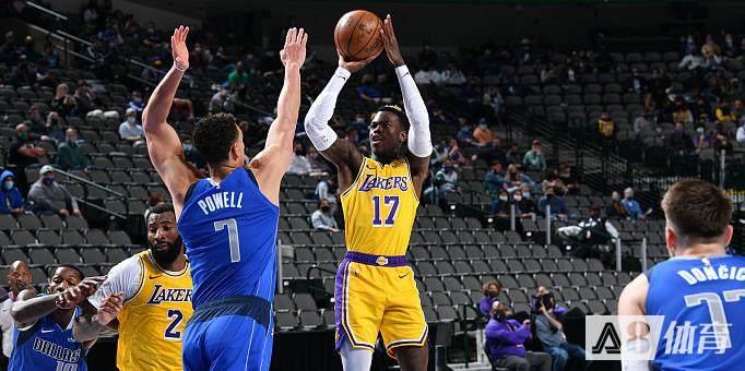 NBA:东契奇30分9篮板8助攻 浓眉复出状态不佳 独行侠险胜湖人