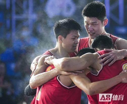 【战报】三人男子篮球决赛-奥运联合队21-12战胜广东队夺冠