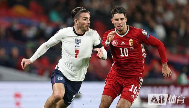 【战报】世预赛-斯通斯破门斯特林失单刀 英格兰1-1匈牙利