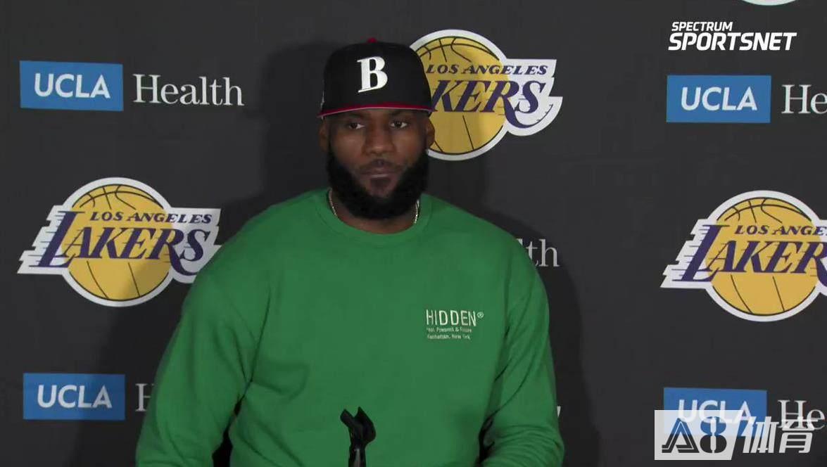 詹姆斯:作为球队领袖我不会沮丧,这会影响到全队上下
