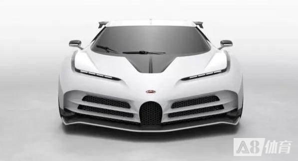 镜报:C罗订购了一辆价值850万镑的布加迪跑车