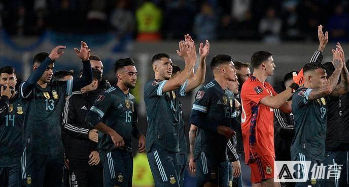 连续25场不败!阿根廷国家队创世预赛历史第二好成绩
