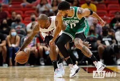 【战报】NBA季前-巴特勒25分塔图姆23+9 热火季前赛收官战逆转绿衫军