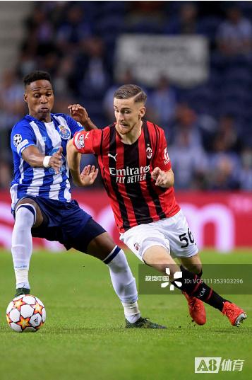 【战报】欧冠:米兰客场0-1波尔图遭遇三连败,迪亚斯低射制胜